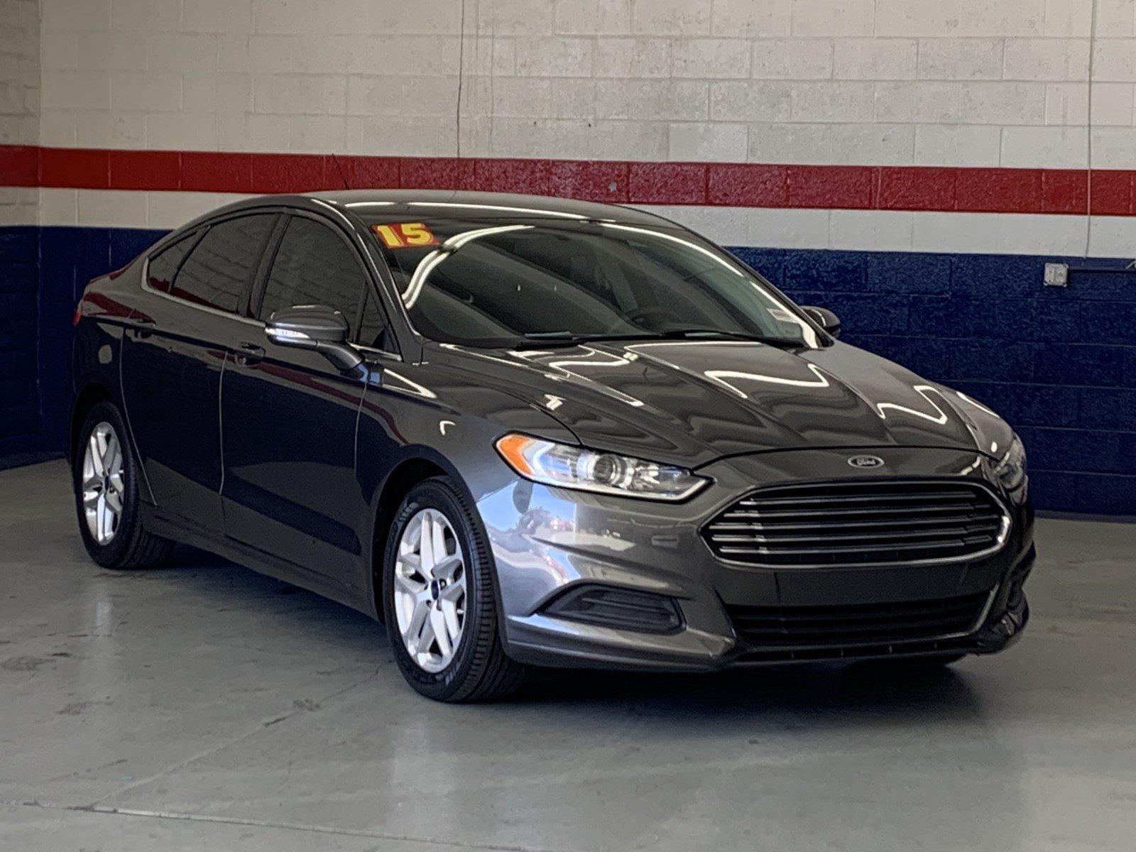 2015 Ford Fusion SE in Las Vegas, NV