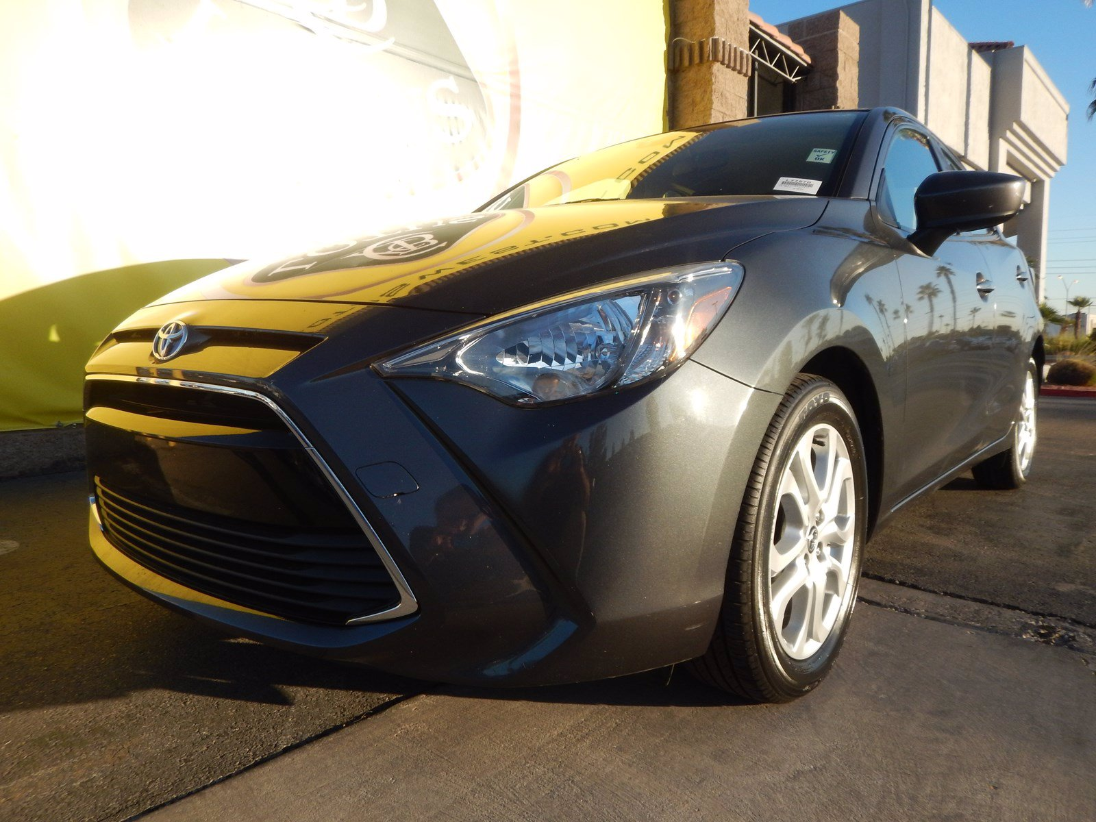2017 Toyota Yaris iA 4DR SDN AUTO in Las Vegas, NV