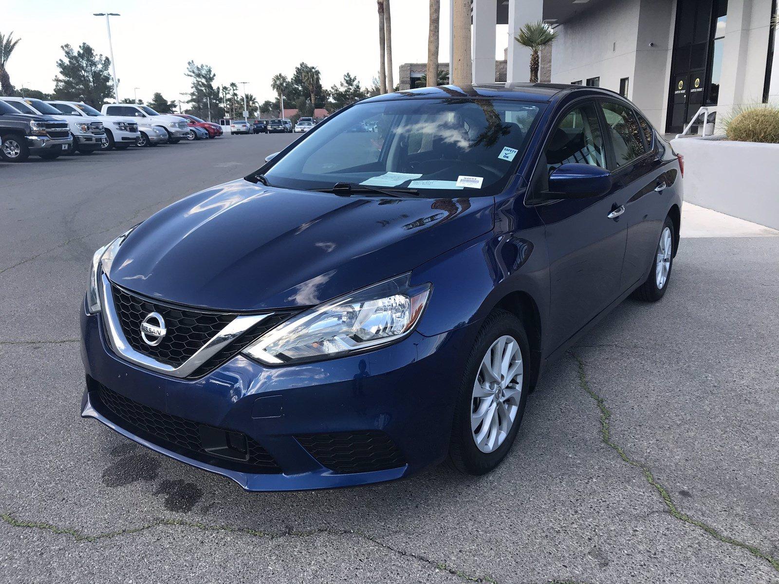 2019 Nissan Sentra SV in Las Vegas, NV