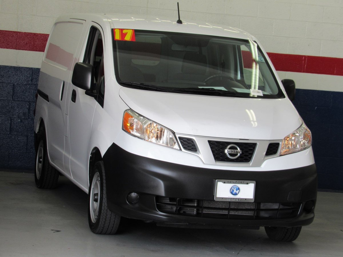 2017 Nissan NV200 Compact Cargo S in Las Vegas, NV