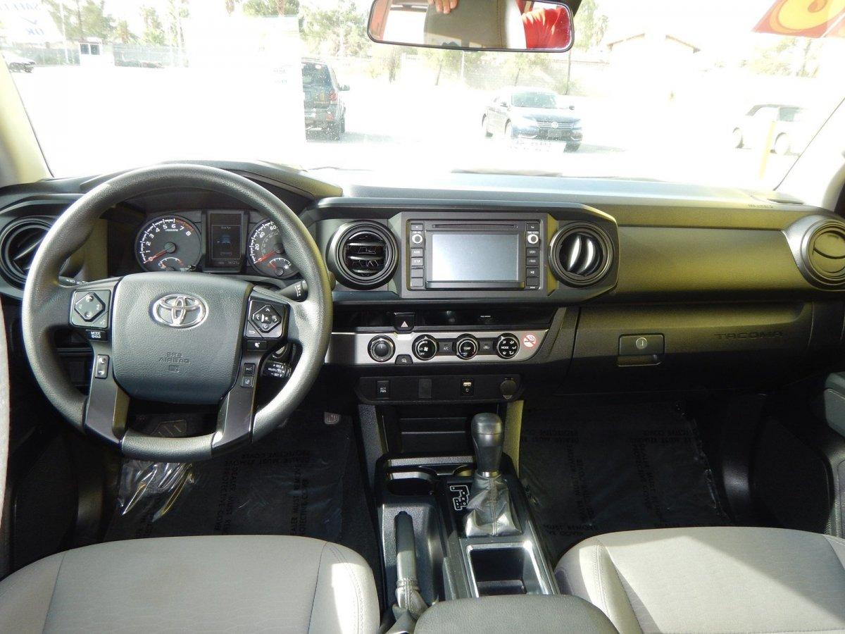 Used 2018 Toyota Tacoma in Las Vegas, NV VIN