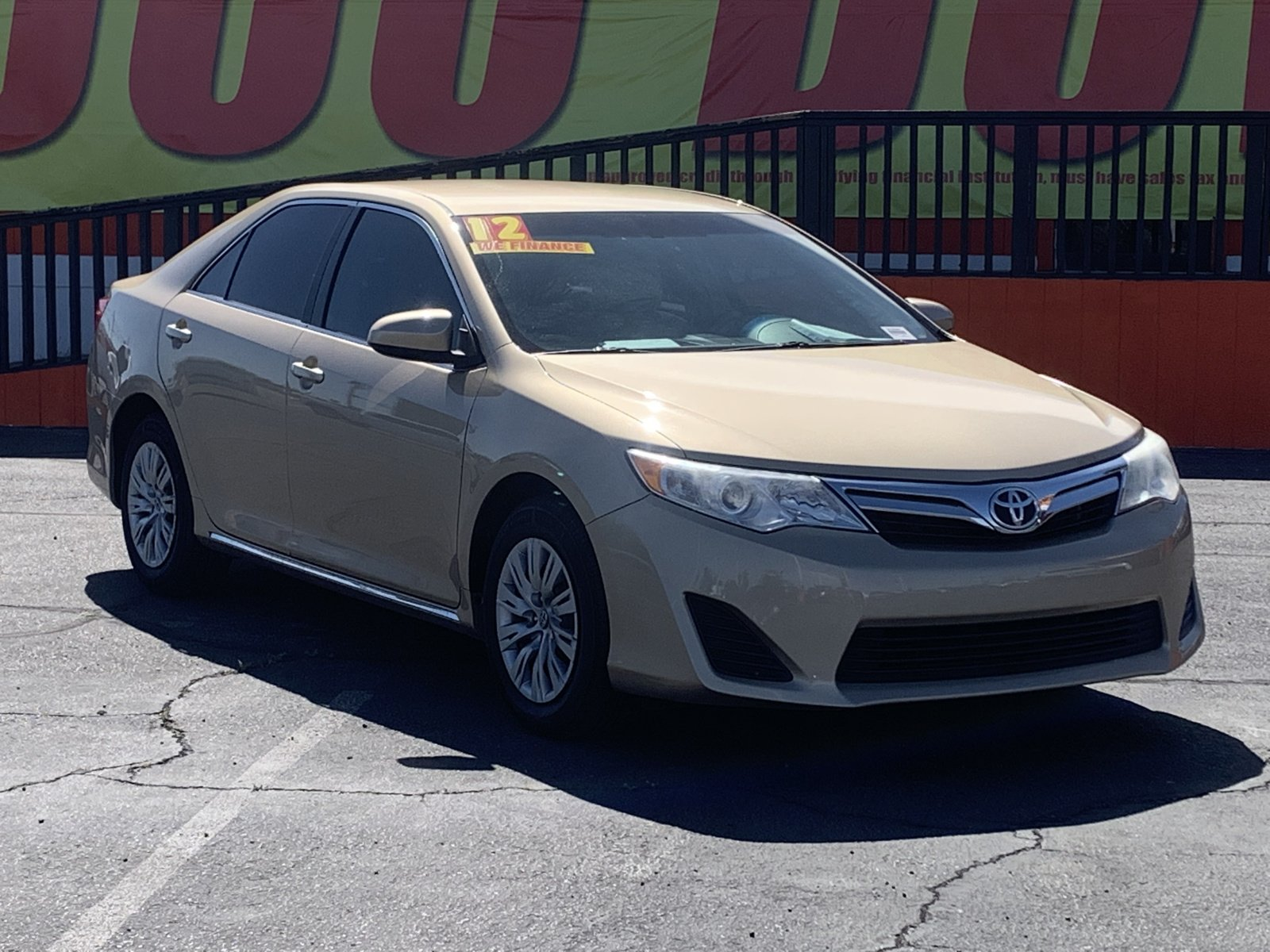 2012 Toyota Camry L in Las Vegas, NV