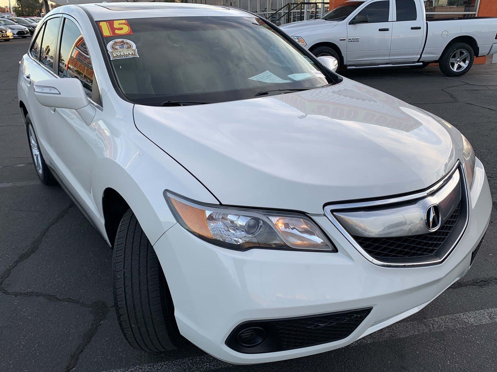 2015 Acura RDX 4DR FWD in Las Vegas, NV