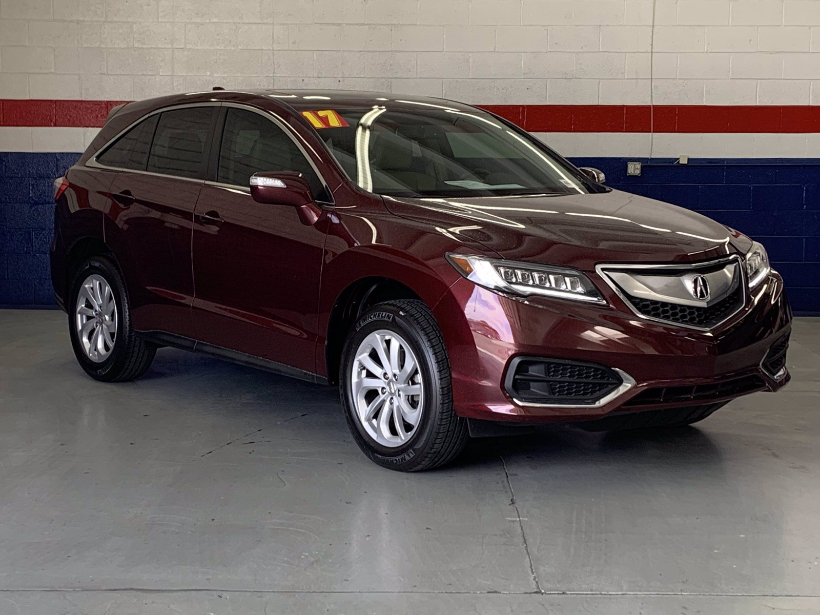 2017 Acura RDX 4DR FWD in Las Vegas, NV