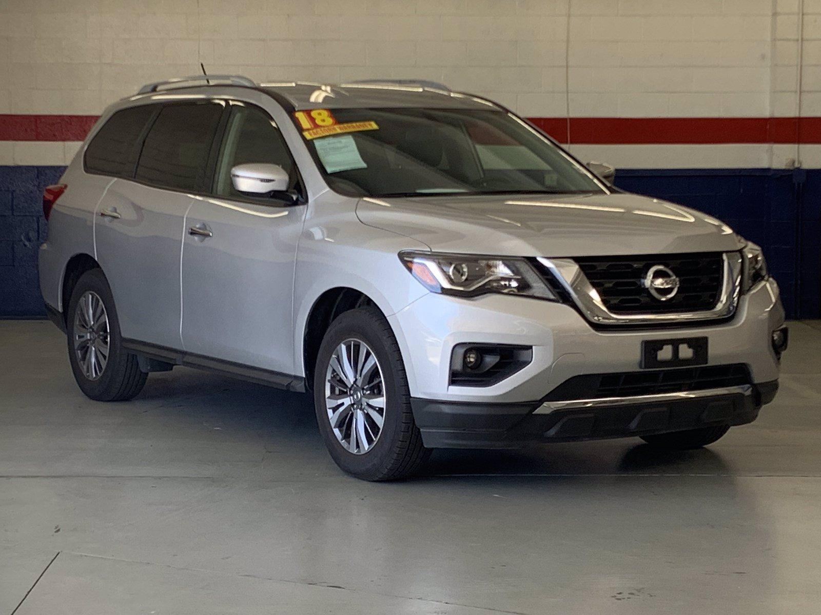 2018 Nissan Pathfinder SV in Las Vegas, NV