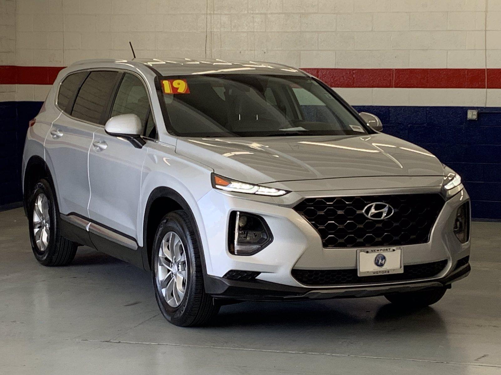 2019 Hyundai Santa Fe SE in Las Vegas, NV