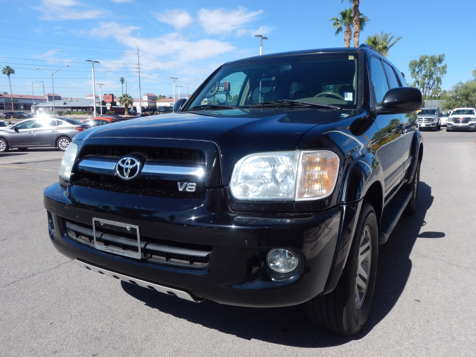2005 Toyota Sequoia Limited in Las Vegas, NV