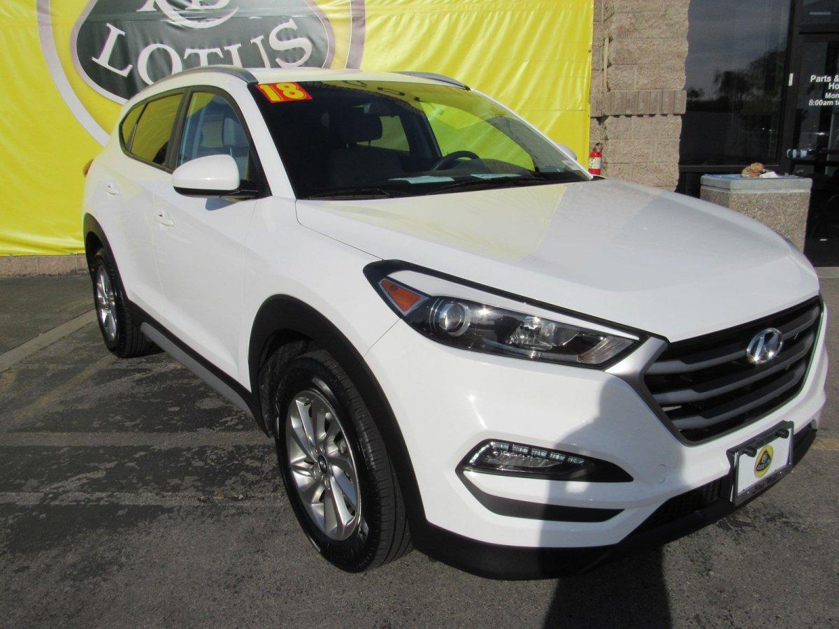 Used 2018 Hyundai Tucson in Las Vegas, NV VIN