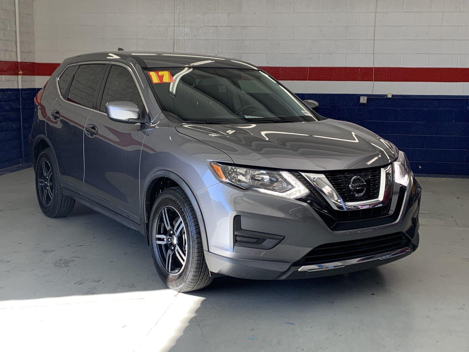 2017 Nissan Rogue S in Las Vegas, NV