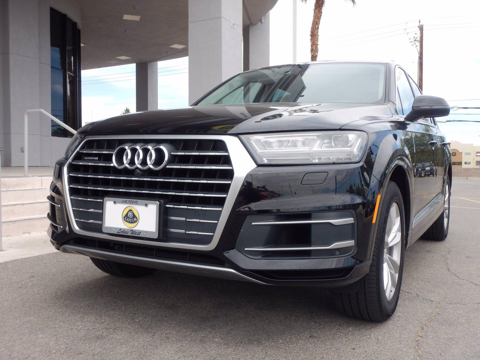 2019 Audi Q7 Premium Plus in Las Vegas, NV