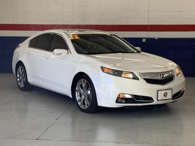 2012 Acura TL Advance Auto in Las Vegas, NV