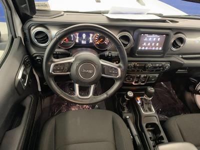 2019 Jeep Wrangler Unlimited Sahara in Las Vegas, NV