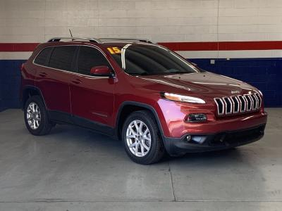 2015 Jeep Cherokee Latitude in Las Vegas, NV