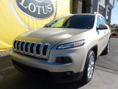 2014 Jeep Cherokee Latitude in Las Vegas, NV