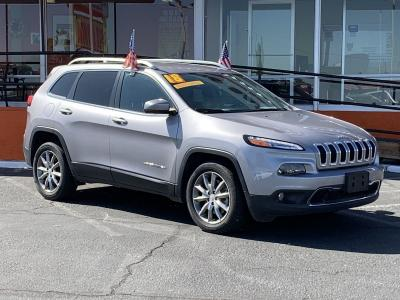2018 Jeep Cherokee Limited in Las Vegas, NV