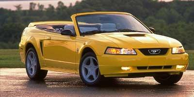 1999 Ford Mustang 2DR CONV in Las Vegas, NV