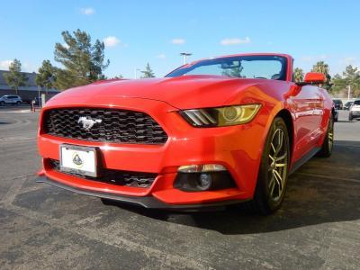 2015 Ford Mustang EcoBoost Premium in Las Vegas, NV