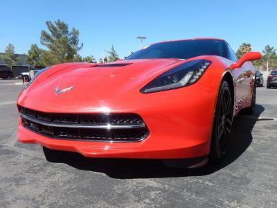 2014 Chevrolet Corvette Stingray Z51 1LT in Las Vegas, NV