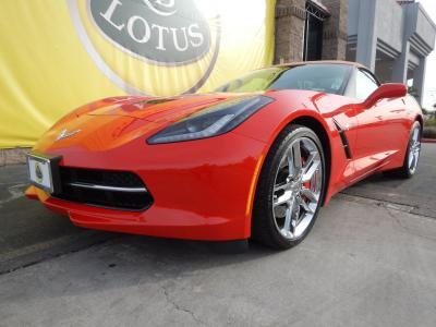 2014 Chevrolet Corvette Stingray Z51 3LT in Las Vegas, NV