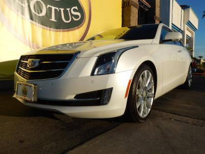 2017 Cadillac ATS Sedan Premium Luxury RWD in Las Vegas, NV