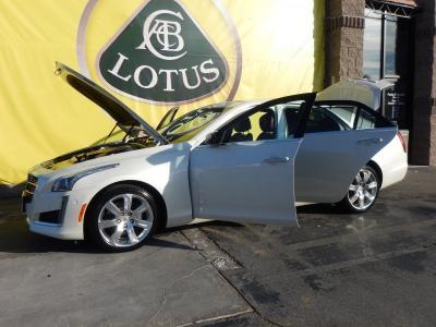 2014 Cadillac CTS Sedan Premium AWD in Las Vegas, NV
