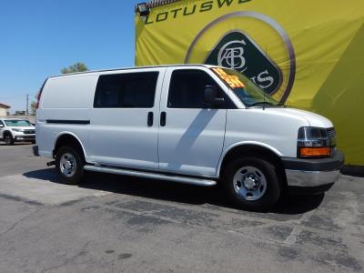 2018 Chevrolet Express Cargo Van 2500 RWD 135 in Las Vegas, NV
