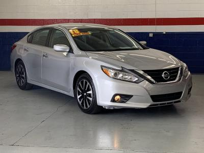 2018 Nissan Altima 2.5 SV in Las Vegas, NV