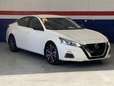 2019 Nissan Altima 2.5 SR in Las Vegas, NV