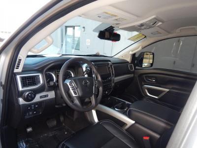 2018 Nissan Titan PRO-4X in Las Vegas, NV