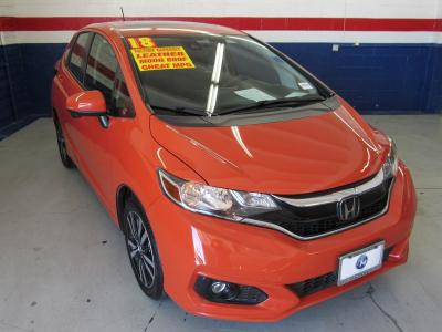 2018 Honda Fit EX-L in Las Vegas, NV