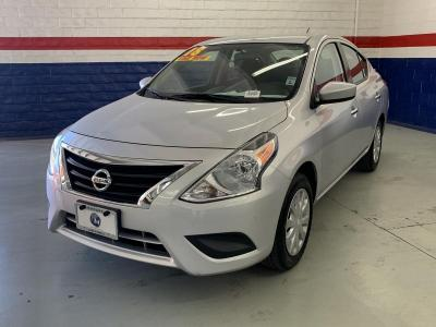 2018 Nissan Versa Sedan SV in Las Vegas, NV