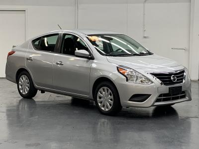 2019 Nissan Versa Sedan SV in Las Vegas, NV