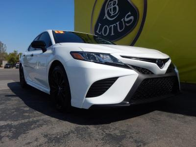 2019 Toyota Camry SE in Las Vegas, NV