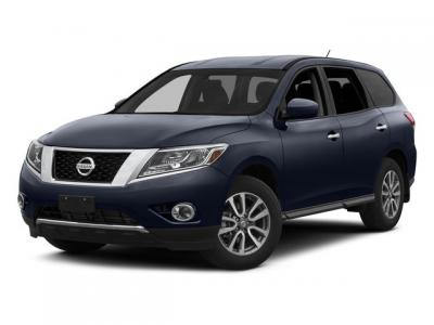 2015 Nissan Pathfinder S in Las Vegas, NV