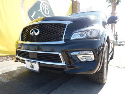 2017 INFINITI QX80 w/ Driver Assistance Package in Las Vegas, NV