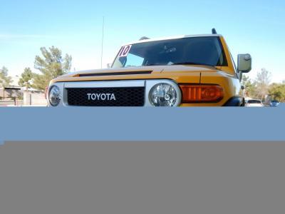 2010 Toyota FJ Cruiser Base in Las Vegas, NV