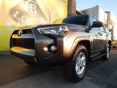 2016 Toyota 4Runner SR5 in Las Vegas, NV