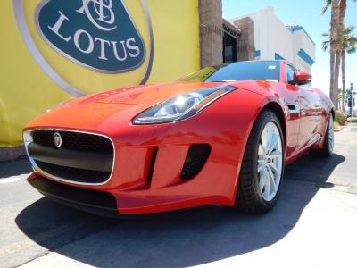 2016 Jaguar F-TYPE 2DR CPE AT PREMIU in Las Vegas, NV