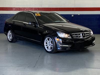 2012 Mercedes-Benz C-Class 4DR SDN C250 C 25 in Las Vegas, NV