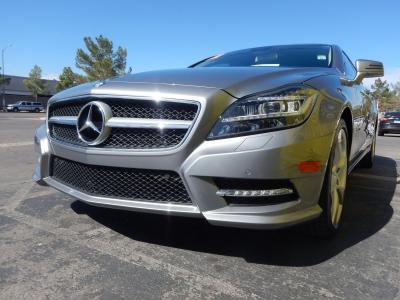 2012 Mercedes-Benz CLS-Class CLS 550 in Las Vegas, NV