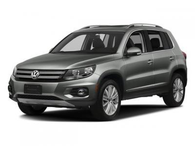 2017 Volkswagen Tiguan Wolfsburg Edition in Las Vegas, NV
