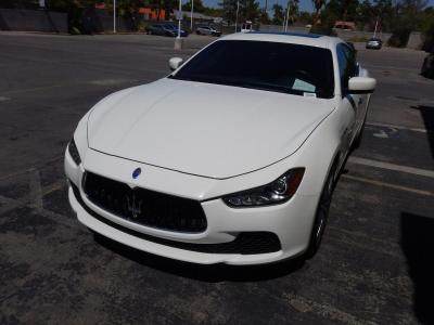 2016 Maserati Ghibli 4DR SDN 3.0L in Las Vegas, NV