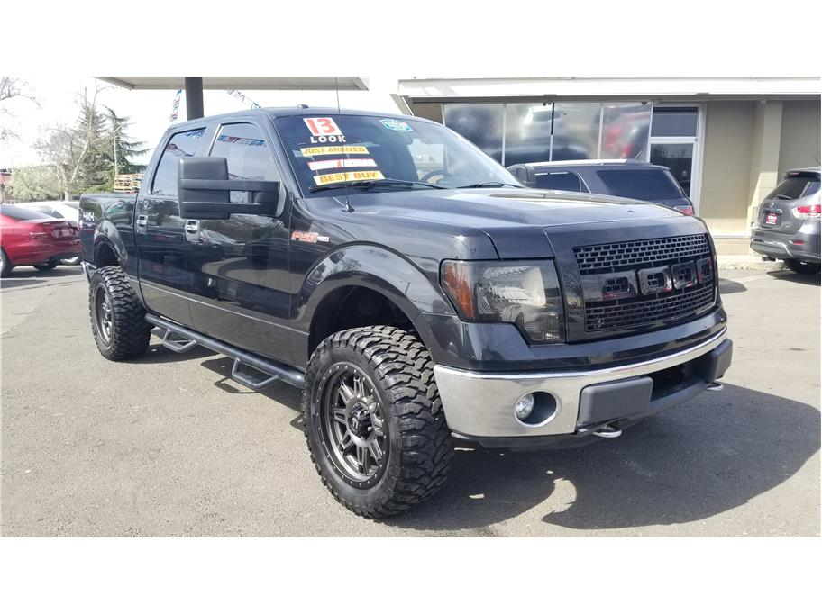 2013 Ford F150 SuperCrew Cab XLT Pickup 4D 5 1/2 ft in Madera, CA