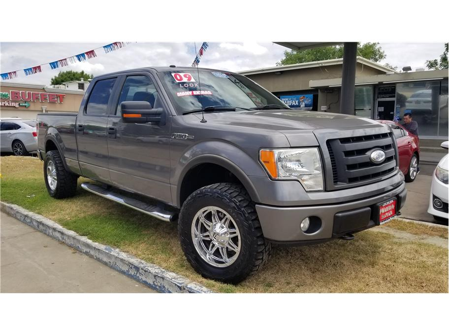 2009 Ford F150 SuperCrew Cab FX4 Pickup 4D 6 1/2 ft in Madera, CA