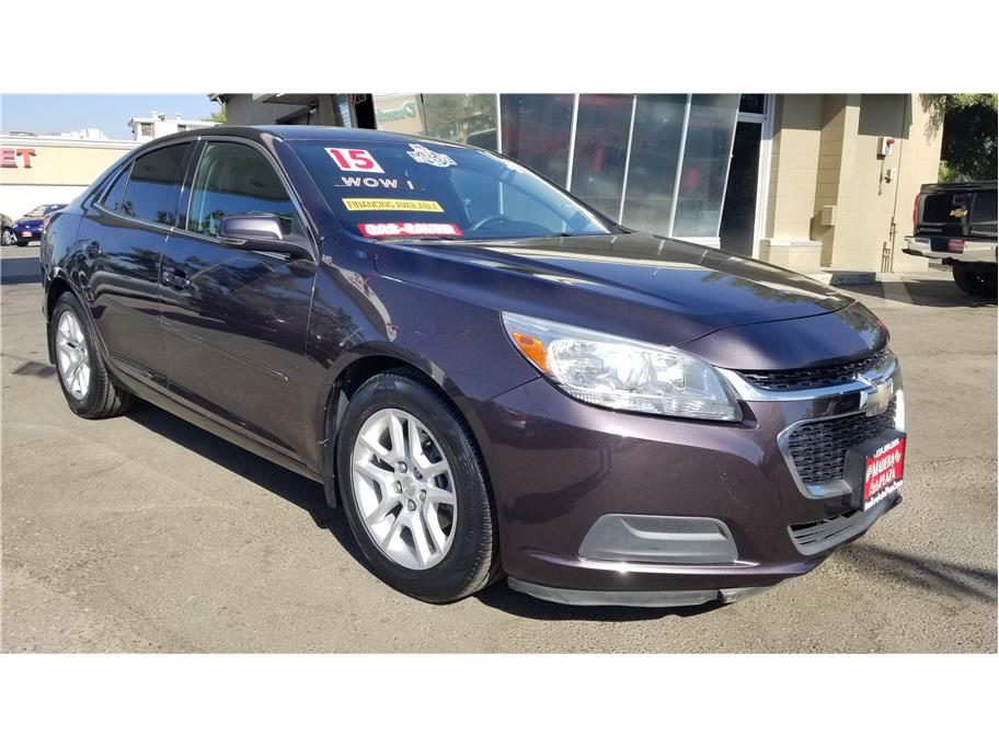 Used 2015 Chevrolet Malibu LT Sedan 4D in Madera, CA