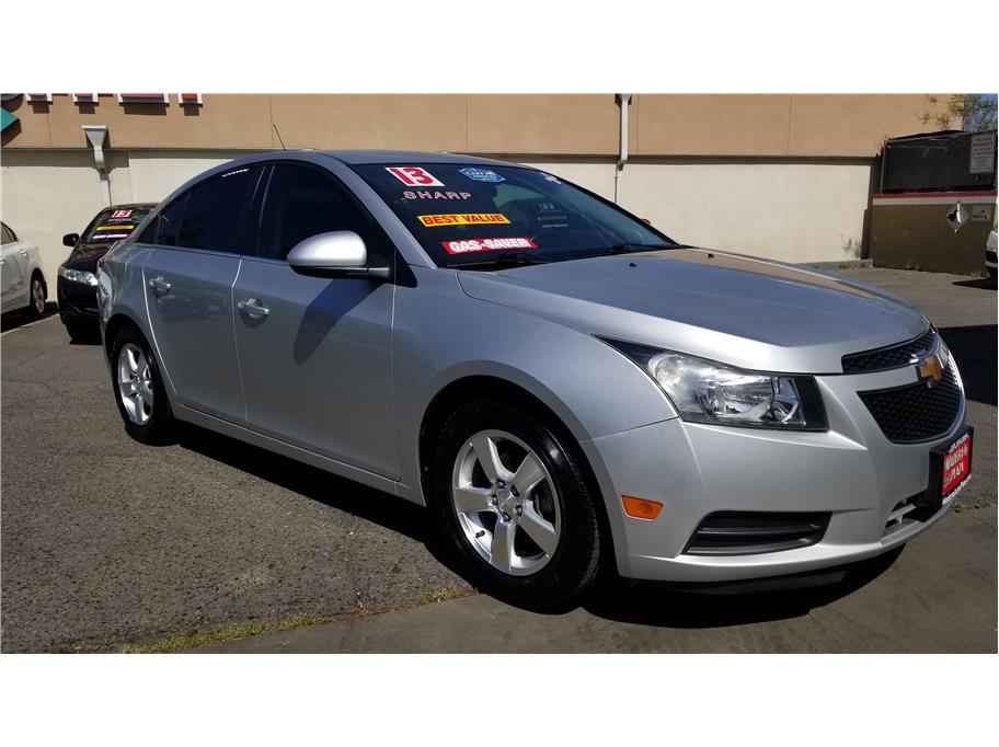 Used 2013 Chevrolet Cruze LT Sedan 4D in Madera, CA