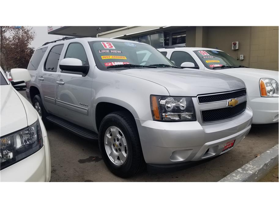Used 2013 Chevrolet Tahoe LS Sport Utility 4D in Madera, CA