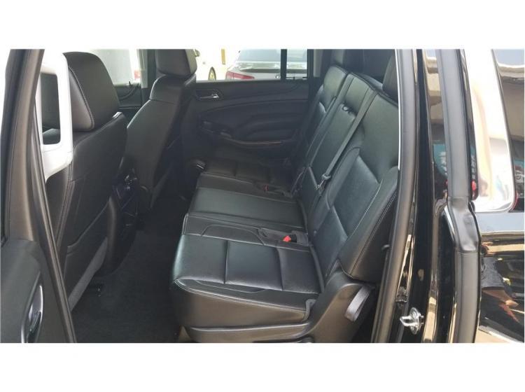 2018 Chevrolet Suburban LT Sport Utility 4D