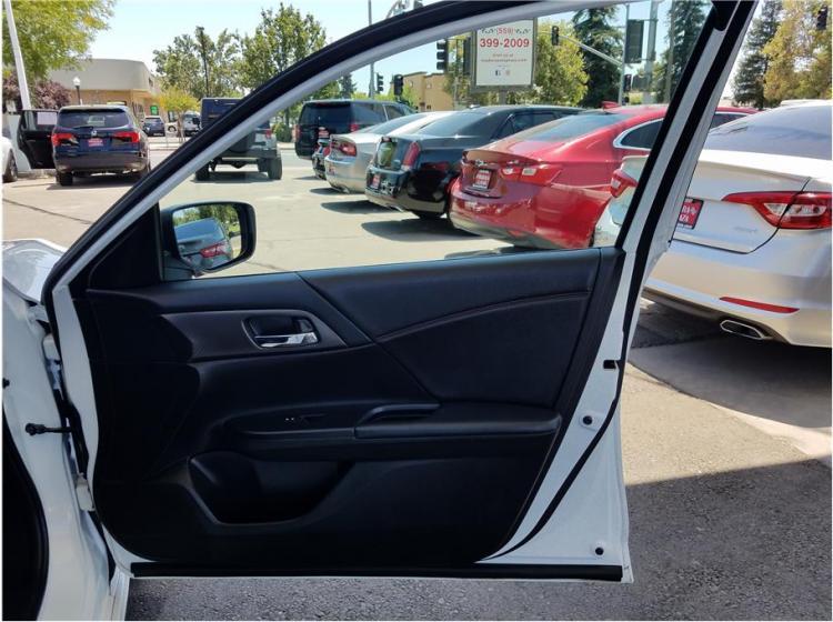 2017 Honda Accord Sport SE Sedan 4D