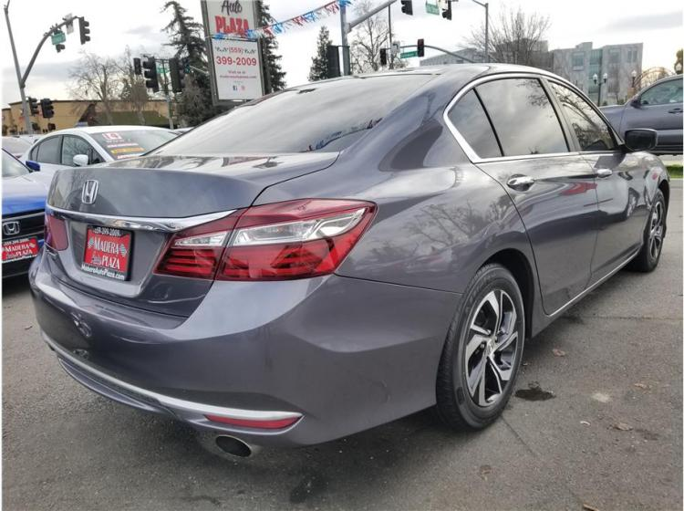 2017 Honda Accord LX Sedan 4D